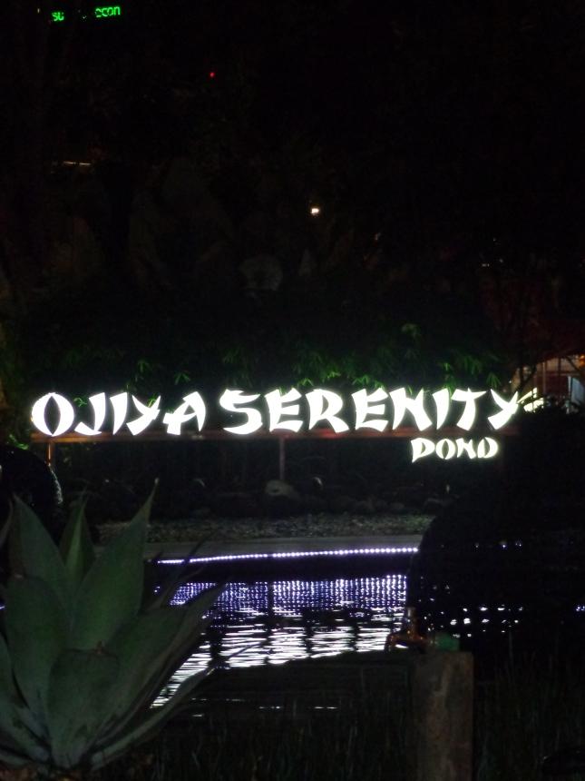 Ojiya Serenity Pond