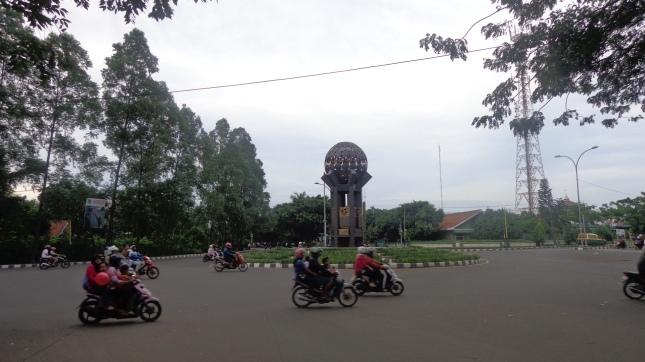 Tangerang City Street