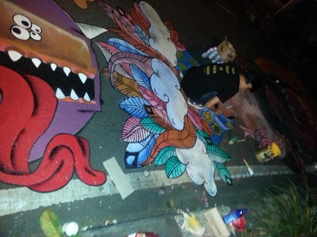 Graffiti cont'd