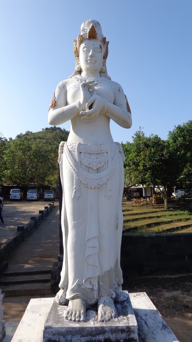 A Hindu Statue