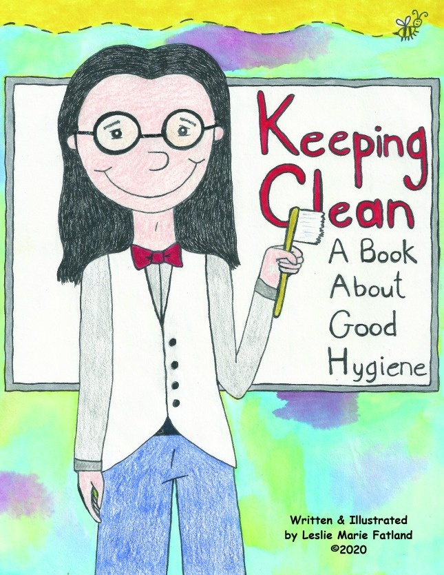 Keeping Clean Front Cover